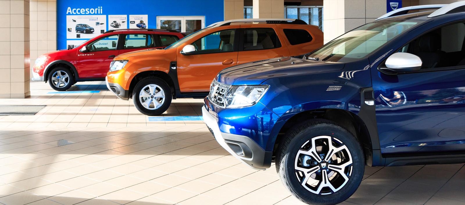 Dacia Companie