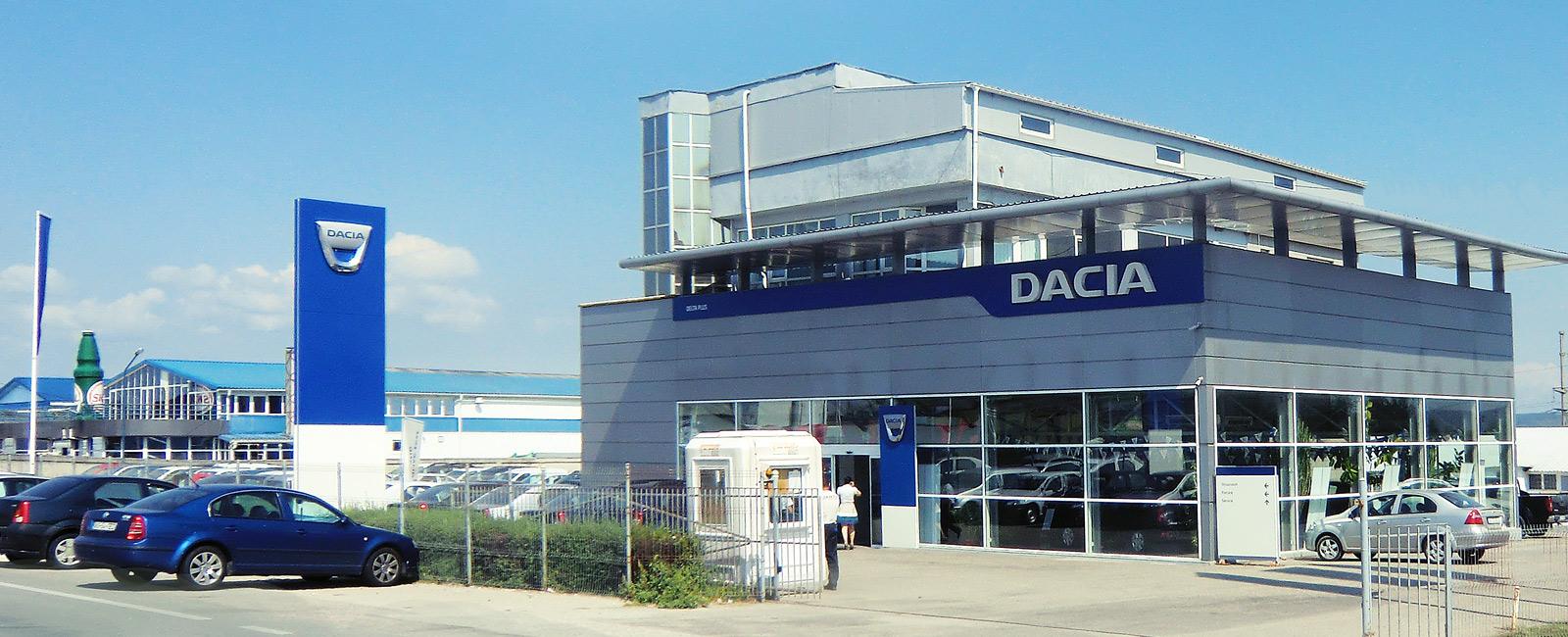 Dacia Piese de schimb Dacia