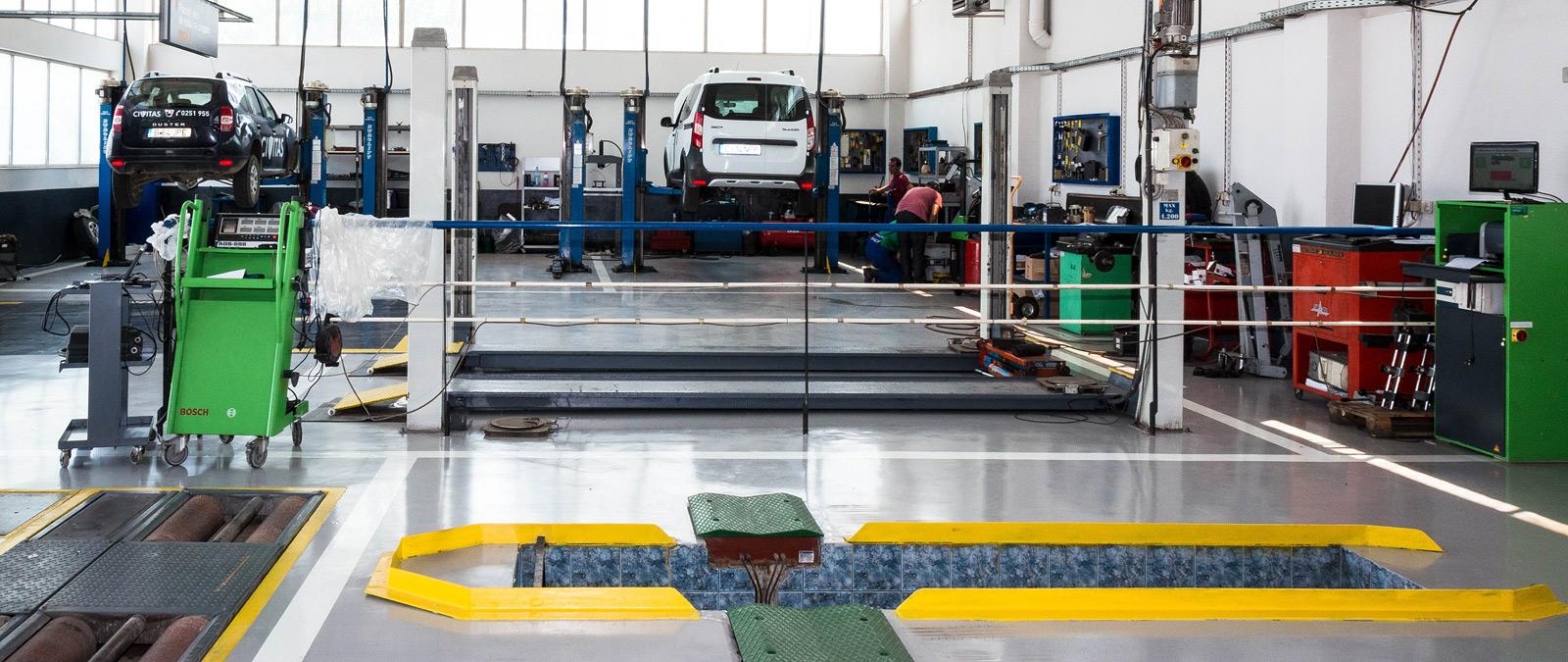 Dacia Service auto
